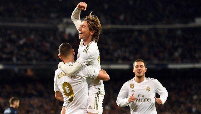 ثلاثي ريال مدريد يقود تشكيلة الأسبوع في الدوري الإسباني موقع سبورت 360 سيطر ريال مدريد على التشكيلة المثالية للجولة ا Real Madrid Players Real Madrid Madrid
