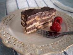 This Sri Lankan dessert that encases layers of marie biscuits inbetween a luscious chocolate sauce will knock your socks off! It's an absolute winner in my books!   Chocolate Biscuit Pudding