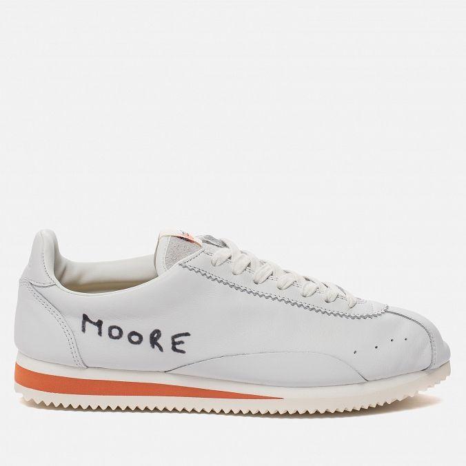 Мужские кроссовки Nike x Kenny Moore Classic Cortez QS Off White/Sail/Terra Orange