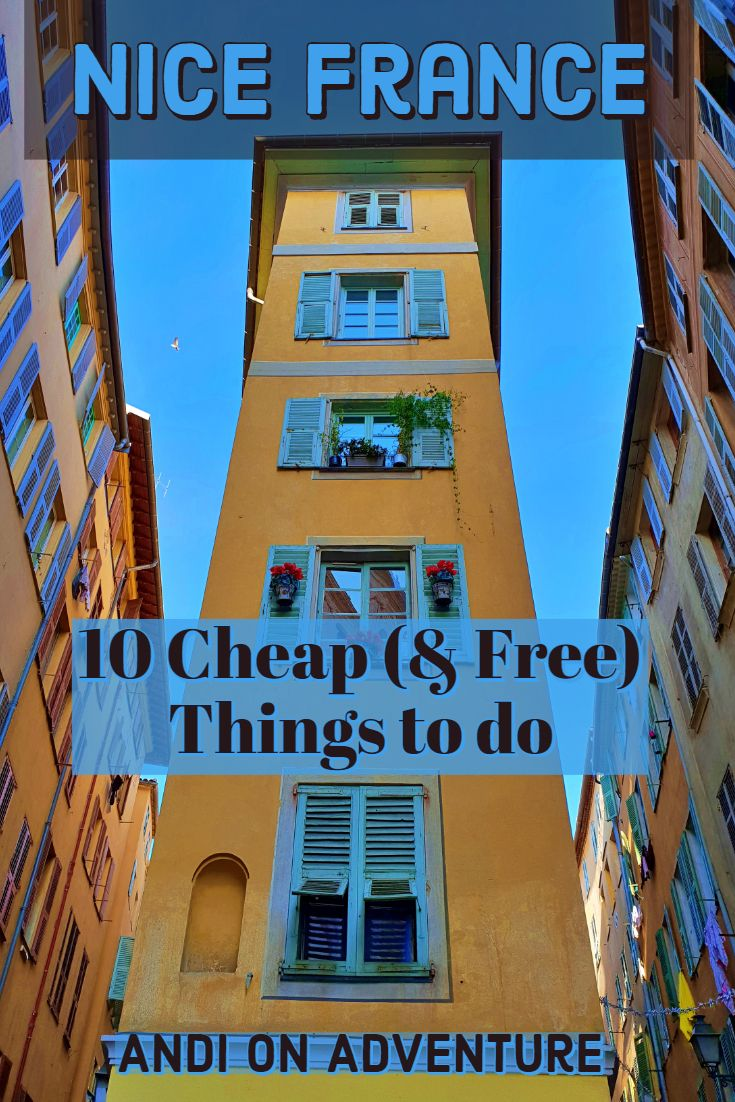 10 Cheap And Free Things To Do In Nice Free Things To Do