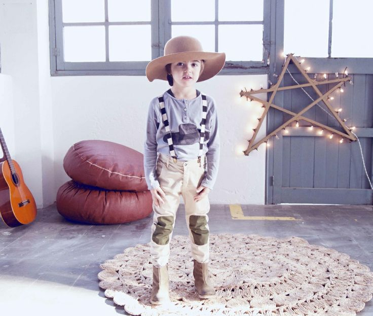 Spanish kids fashion brand Bobo Choses previews fall 2013 cool looks. | smudgetikka #kids #fw