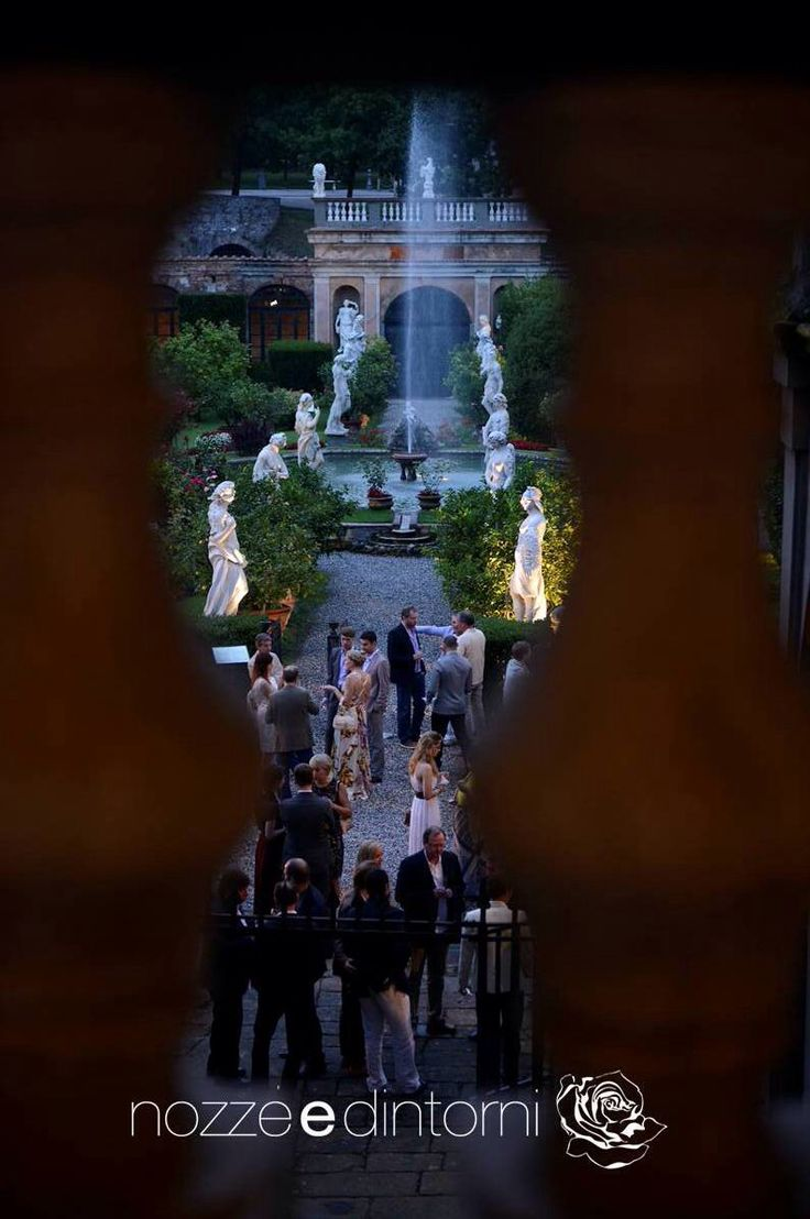 Wedding party #PalazzoPfanner, Lucca-Italy #destinationwedding