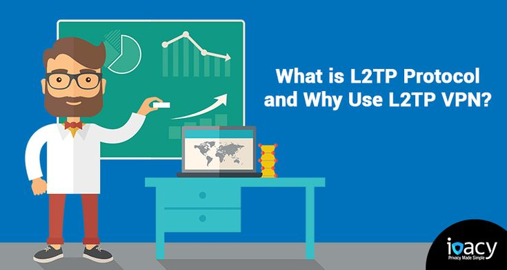 What is L2TP Protocol and Why Use L2TP VPN?