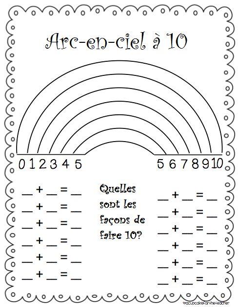 76 best ECOLE : math GS CP images on Pinterest