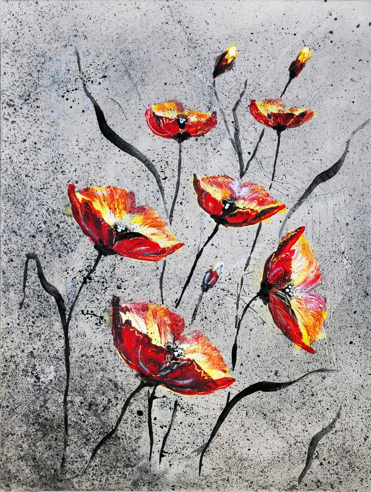 POPPIES IBY TATIANA LOPATINA.  VISIT OUR WEBSITE FOR MORE GREAT IMAGES www.lailas.com
