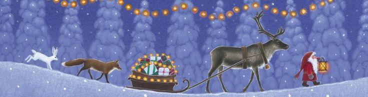Verschicken Sie Weihnachtsgrüße mit den UNICEF-Grußkarten. | © Eva Melhuish