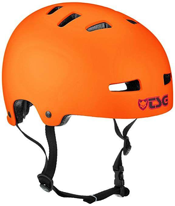 Helmet for Bicycle Skateboard TSG Evolution Solid Color