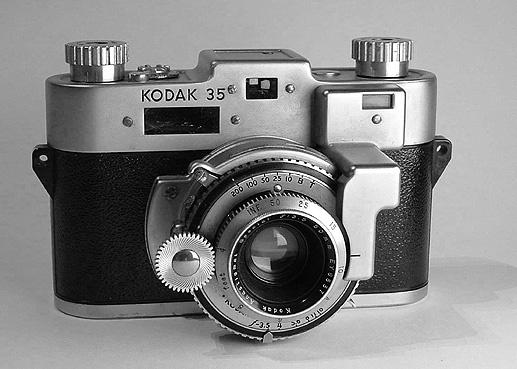 Kodak 35 RF, 1942.