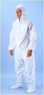 DISPOSABLE COVERALL #coverall #disposable #alibhaishariff