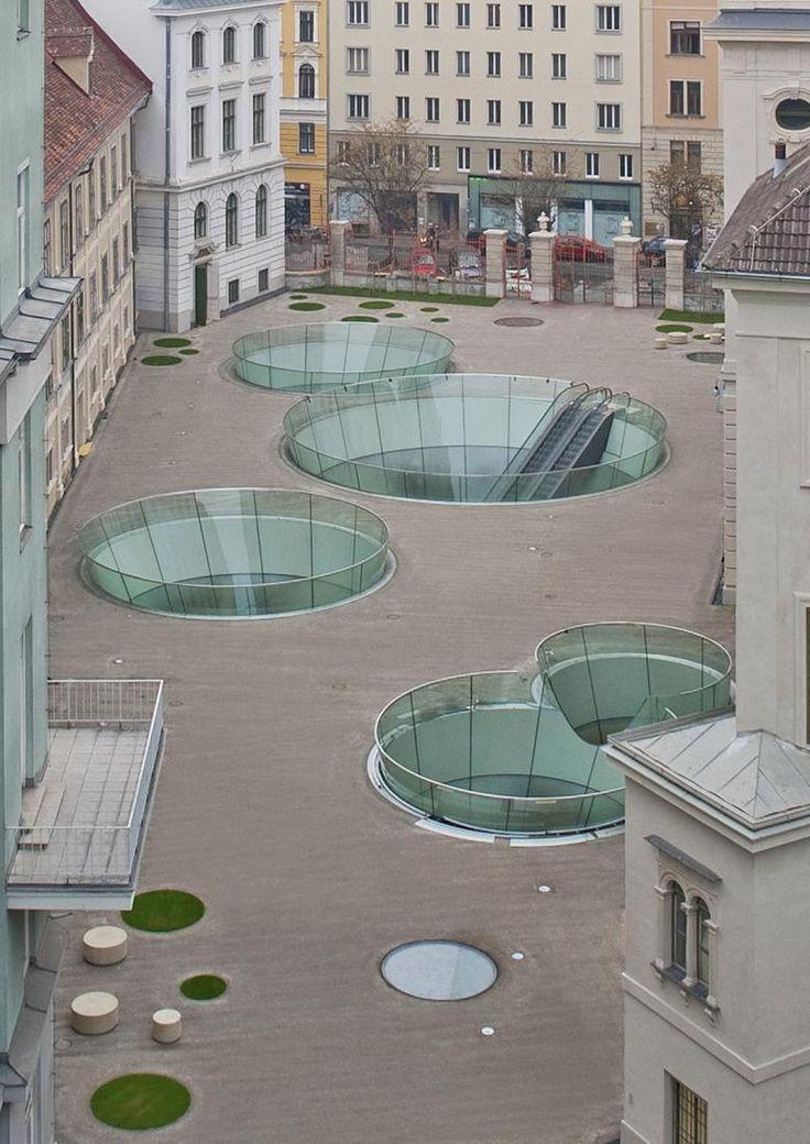 Ampliação do Museu Joanneum de Graz / Nieto Sobejano Arquitectos