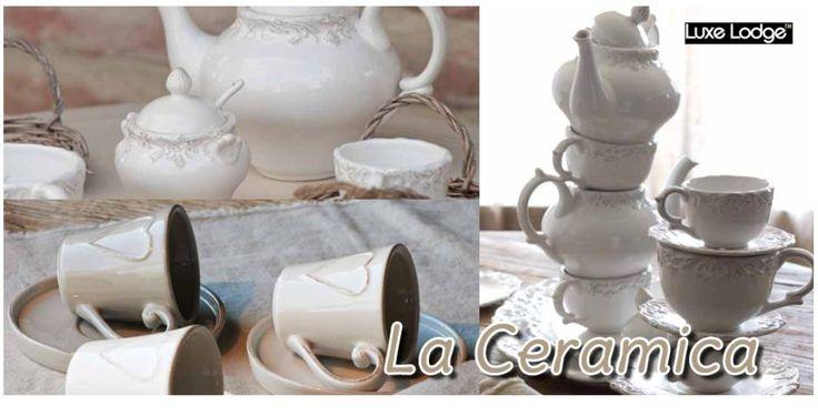 """La Ceramica """"Romantica"""" di Petit Reve.it"""