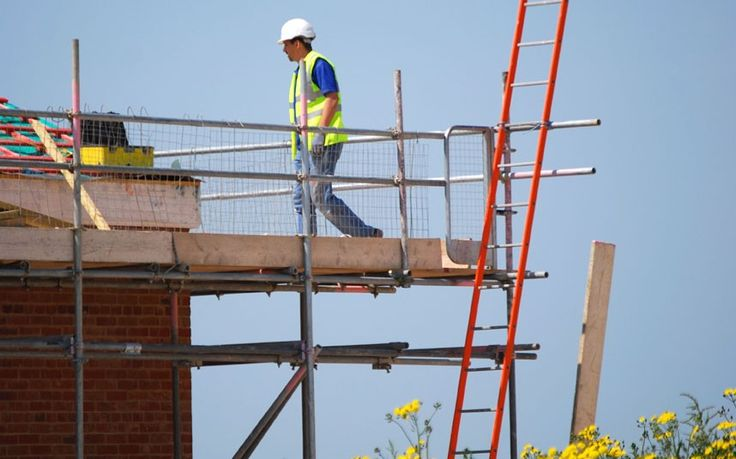 Construction activity bounces back in September amid public housing drive