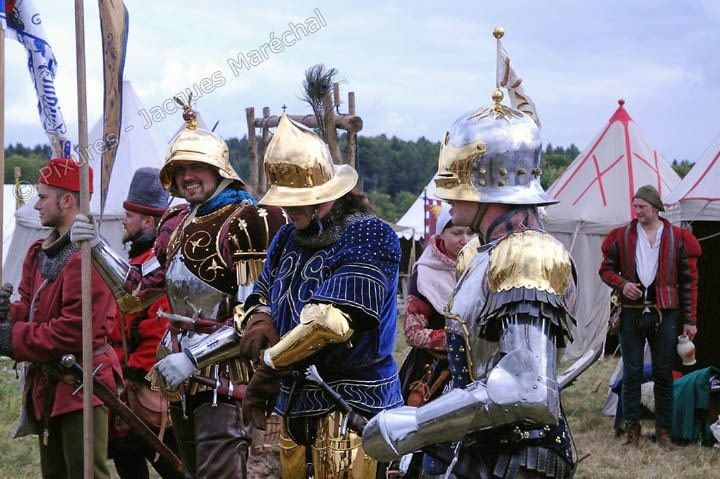 in modo antiquo or neo heroic armor 15th century continental