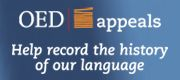 Oxford English Dictionary- Best Dictionary (online, too)