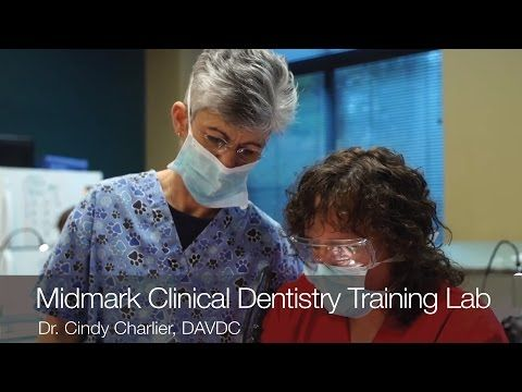 Midmark Clinical Dentistry Training Lab - YouTube