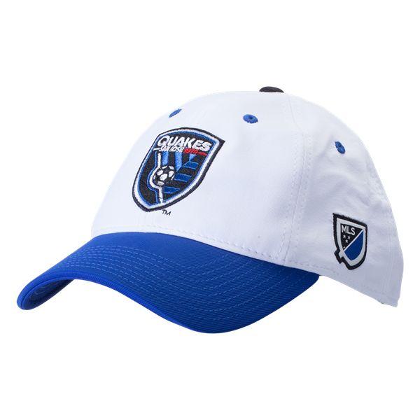 adidas San Jose Earthquakes Logo Cap