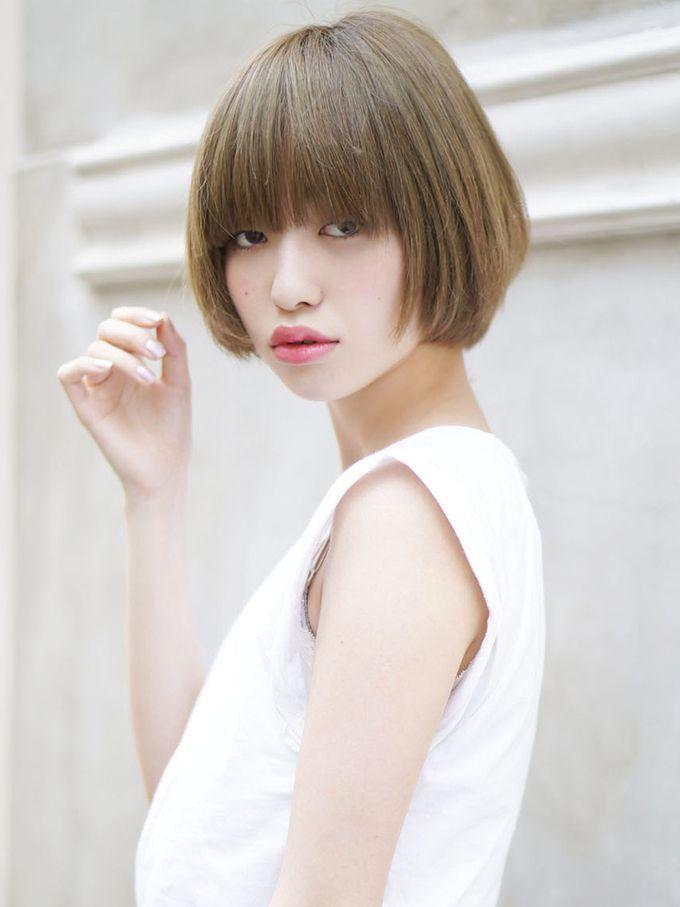 aiko風ボブはストレートのイメージ♡100%愛されヘアaikoのボブ♡人気のボブスタイルの参考一覧です!