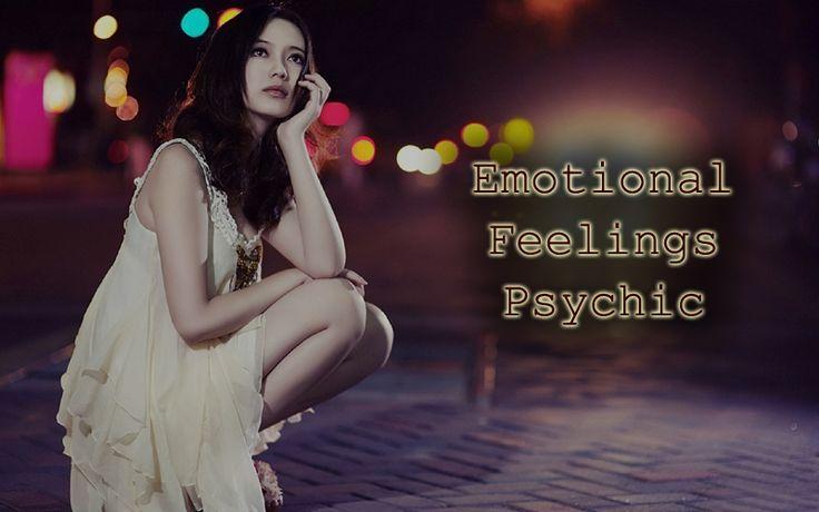 Emotional Feelings Psychic