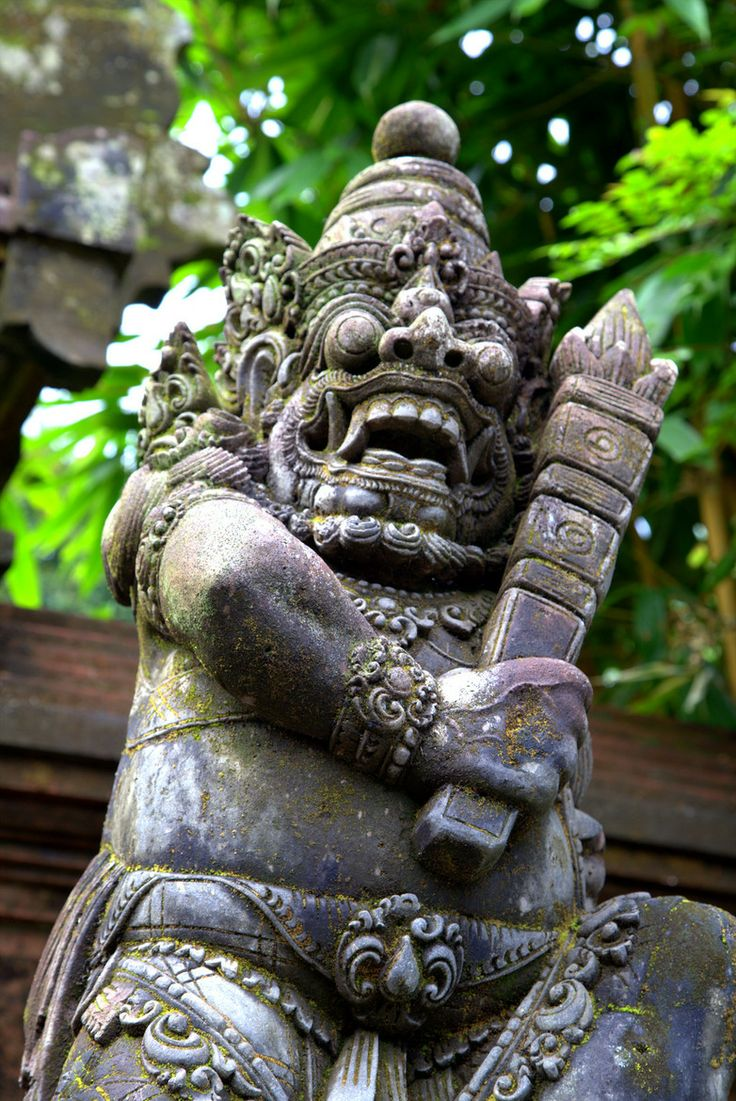 364 Best Images About Bali Stones Statues And Carvings On