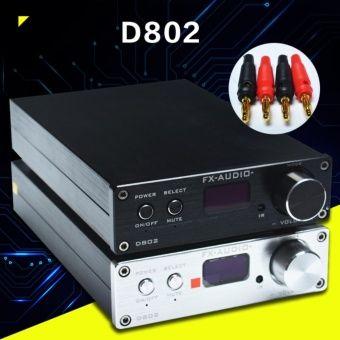 สินค้าราคาประหยัด FX-Audio D802 Remote Control Input USB/Coaxial/Optical HiFi 2.0 Pure Digital Audio Amplifier 24Bit/192KHz 80W+80W OLED Display - intl ☼ กระหน่ำห้าง FX-Audio D802 Remote Control Input USB/Coaxial/Optical HiFi 2.0 Pure Digital Audio Amplifier 24Bit/1 ราคาน่าสนใจ | shopFX-Audio D802 Remote Control Input USB/Coaxial/Optical HiFi 2.0 Pure Digital Audio Amplifier 24Bit/192KHz 80W 80W OLED Display - intl  รายละเอียด : http://sell.newsanchor.us/POZr5    คุณกำลังต้องการ FX-Audio…