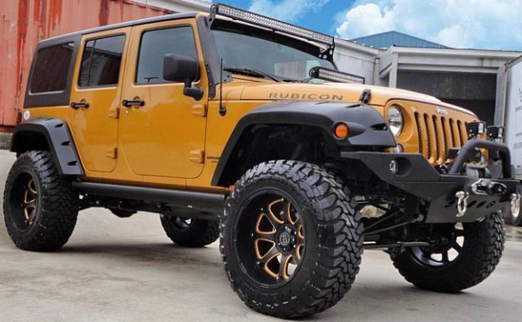 Jeep Truck >> Jeep Rubicon with Black Rhino Wheels | Jeeps | Pinterest | Chrome wheels, Black wheels and Wheels
