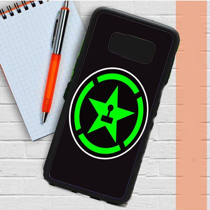 Achievement Hunter Logo Samsung Galaxy S8 Case Dewantary