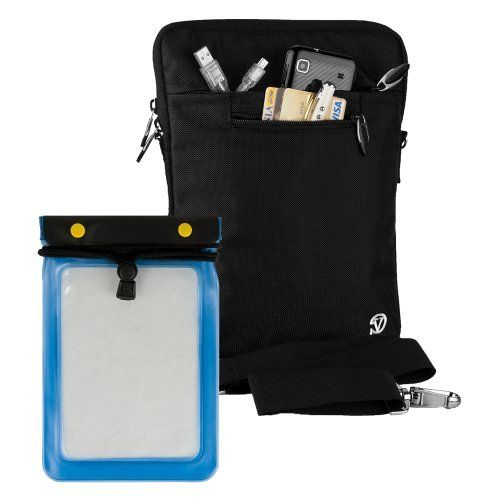 Quality Modern Messenger Style, Black Vangoddy Select 10 Inch Hydei Clutch Sleeve Cover for All Models of the Idolian Studio 10 Dual Core 10 Inch Tablet + Waterproof Tablet Bag Case fits 8 - 10 inch Tablets by VG Inc. $19.45. Introducing Vangoddys Premium Hydei Sleeve Collection! The Hydei sleeve is a one of kind fashion forward modern messenger style case and best of all is the quality! Our Hydei collection is constructed in three layers: First the exterior is made...