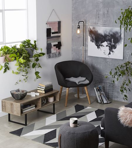 Wearing its Scandinavian, minimalist influences on its sleeve, Kmart's May 2016 living collection is strong on texture, moody colours and striking geometrics, further cementing the store's reputation as the go-to…