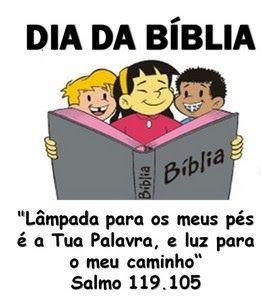 2º Domingo de Dezembro 1/3/5/7/9 - Hoje comemoramos o Dia da Bíblia 2/4/6/8/10 - Mas qual é o tema da Bíblia? Todos - Jesus é o...
