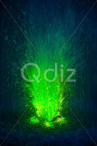 Qdiz Stock Photos | Colorful fountain splashes green and blue color,  #abstract #aqua #art #backdrop #background #black #blob #bright #bubble #burst #celebrate #celebration #color #colorful #decorative #design #drib #drip #drop #droplet #effect #energy #entertainment #explosion #fall #flow #fountain #green #illumination #light #liquid #magic #moist #motion #party #performance #ripple #spatter #splash #sprinkle #sprinkling #spritz #stream #water #waterfall #wet
