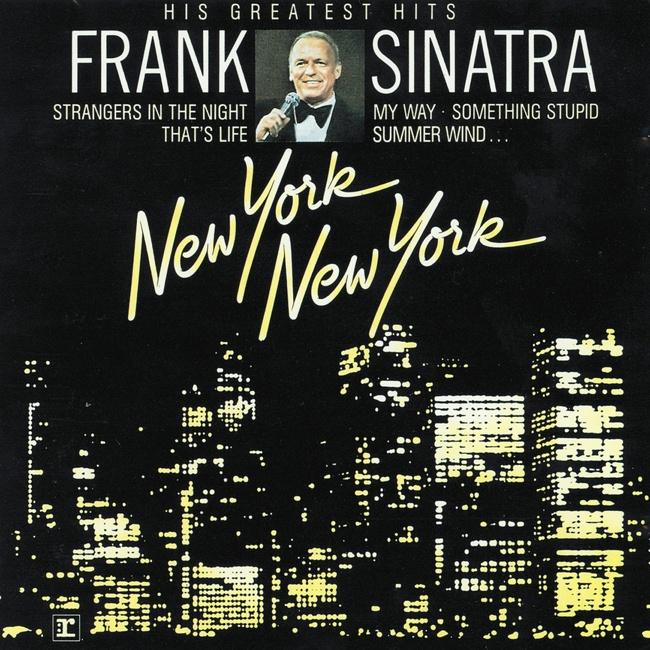 Frank Sinatra: New York, New York (theme).