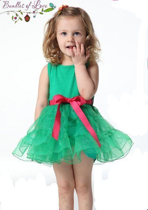 Bundles of Love - Girls Tutu Party Dress Green - Sizes 2,3,4,5, $15.00 (http://www.bundlesoflove.com.au/girls-tutu-party-dress-green-sizes-2-3-4-5/)