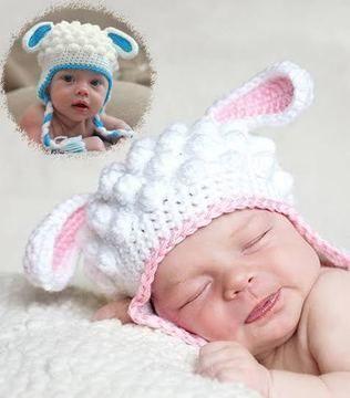 Bonnet d'agneau - 13 tailles du nouveau né à l'adulte - crochet - Modèles de crochet chez Makerist