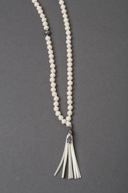 Ajlajk little buddha necklace