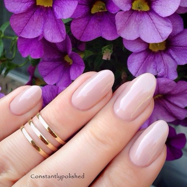 """""""Date to bare"""" by Orly - nude #nail polish / lacquer / vernis #manicure / swatch"""