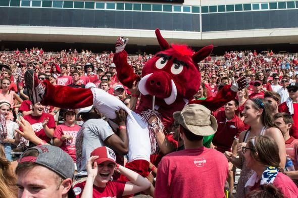 Razorbackers ~ Check this out too, RollTideWarEagle.com for college football stories that inform and entertain, plus audio podcast, sports forecasts and Train Deck, to learn the rules of the game you love, for FREE. #Collegefootball #WPS #Arkansas