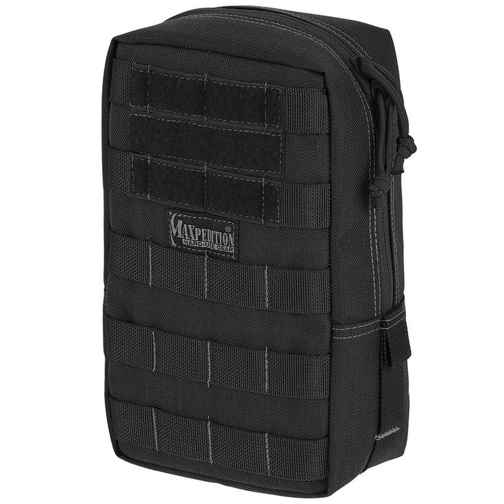 """Maxpedition - 6"""" x 9"""" Padded Pouch - Check out our collection of MOLLE Gear, MOLLE Pouches, Velcro Pouches, Tactical Pouches, MOLLE Tactical Gear, Modular Pouches, Modular MOLLE Pouches, Modular MOLLE Velcro Pouches, First Aid Pouches, Medical MOLLE Pouches, Molle Gadget Pouch, EMT Pouch, First Aid MOLLE pouches, M.O.L.L.E Compatible Gear, Airsoft MOLLE Pouches, Hydration Pouches, Munitions Pouches, Rip-away Pouches, Modular Gear, Utility and Dedicated Pouches."""