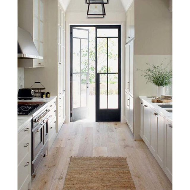 Corridor Kitchen Design Creative Image Review