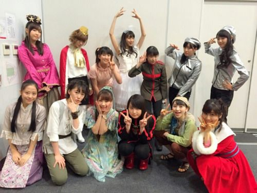 44歳のチアリーダー!!石田亜佑美 モーニング娘。'15 天気組オフィシャルブログ Powered by Ameba