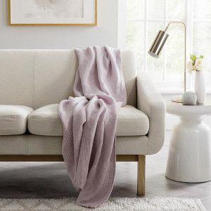 Indigos Denim Square Cushion by Sheridan