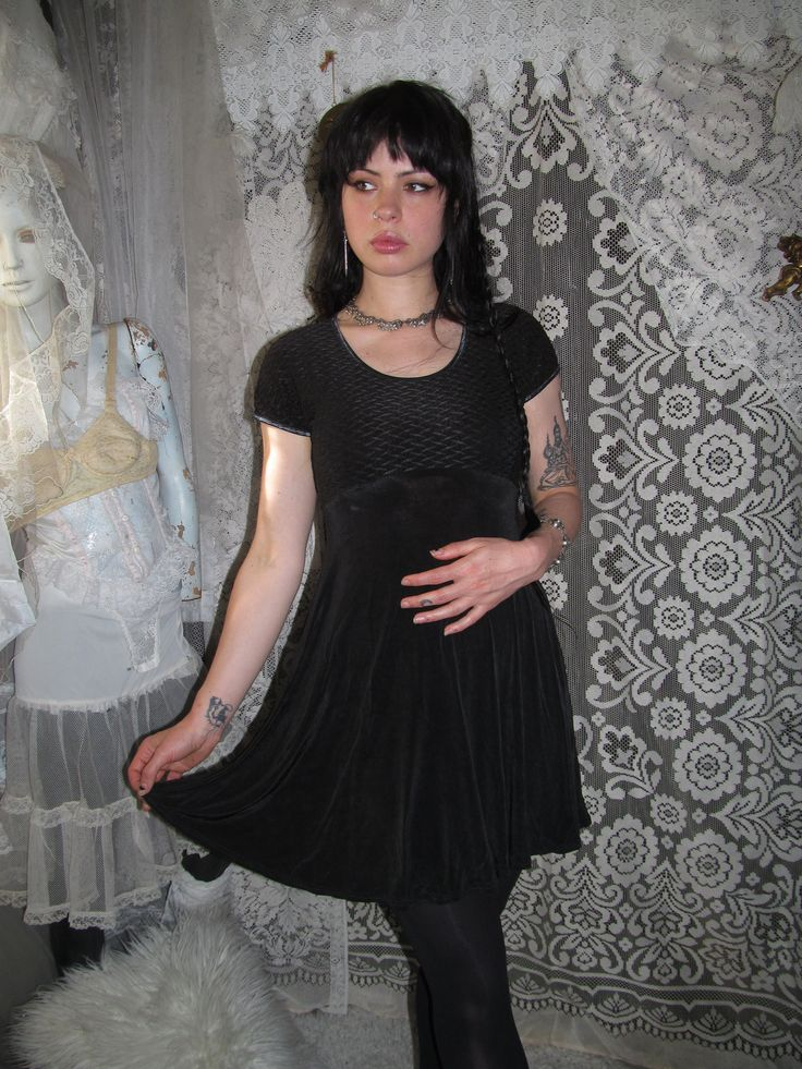 black babydoll dress australia