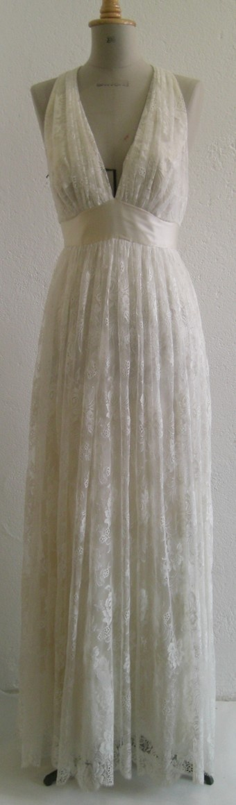 wedding dress... by the lovely cecilie melli