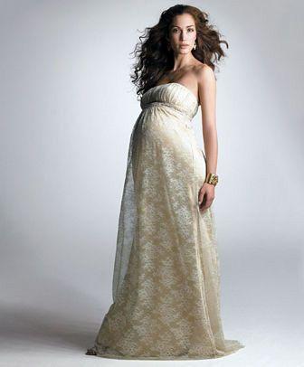 19 best Maternity Wedding Dress images on Pinterest