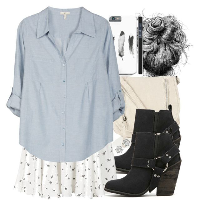 Allison Inspired Outfit with Requested Shoes by veterization on Polyvore featuring Joie, Oh My Love, Shoe Cult, Oasis, Juicy Couture and Nicole Miller