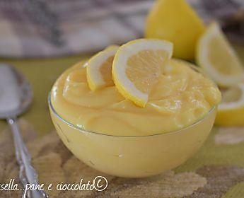 Crema pasticciera al limone perfetta per crostate alla frutta, torte e dolci