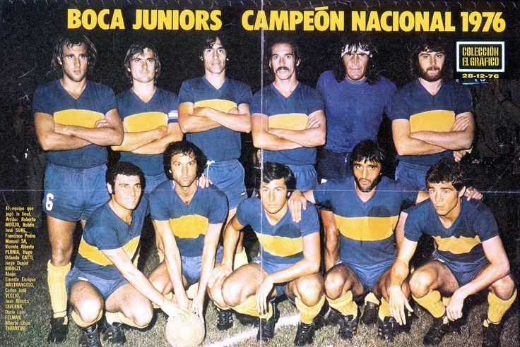 Campeón del Nacional 76