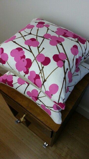 Just made an order for a customer #marimekko  #lumimarjafabric  #cushions  yulkishomedecor.com