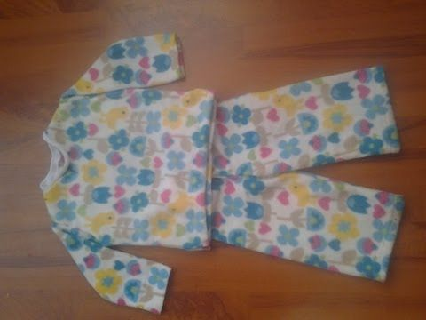 Alta Costura para NIÑOS clase # 33 Pantalón de pijama ( Trazo.) - YouTube