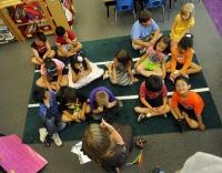Interesting article regarding the tension between class size and teacher effectiveness.