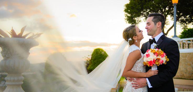 fotografo de bodas en museo castillo serralles ponce puerto rico